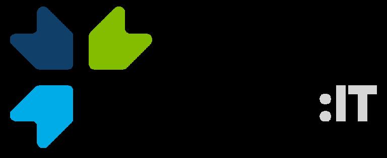 Das Logo mit Schriftzug von Martikan IT
