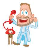 Die Hotline von Martikan IT